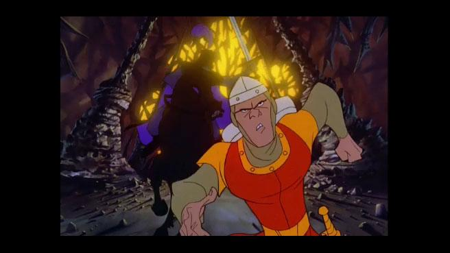 Dragon's Lair Screenshot 2