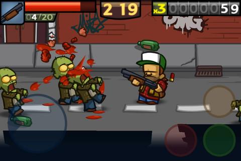 Zombieville USA 2 Screenshot 4