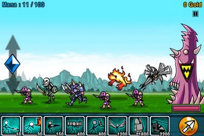 Cartoon Wars Screenshot 3