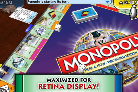 MONOPOLY Here & Now: The World Edition Screenshot 3