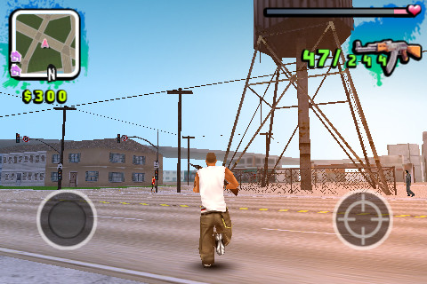 Gangstar: West Coast Hustle Screenshot 1