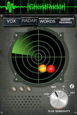 Ghost Radar Screenshot 2
