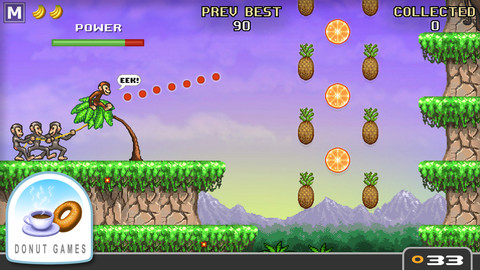 Monkey Flight Screenshot