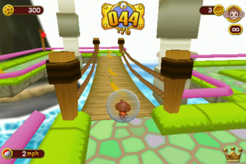 Super Monkey Ball Screenshot 1