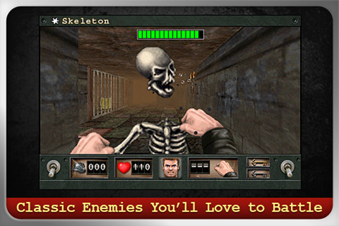Wolfenstein RPG Screenshot