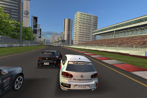 Real Racing GTI Screenshot 2