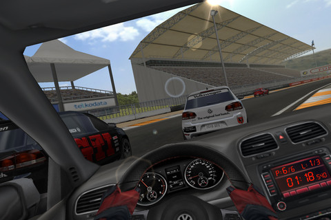 Real Racing GTI Screenshot 3