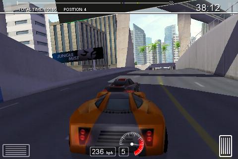 Fastlane Street Racing Lite Screenshot 1