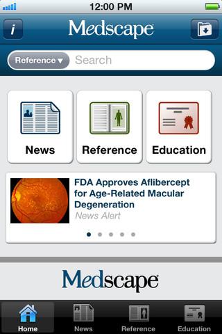 Medscape Screenshot 10
