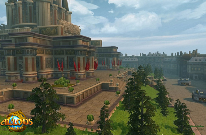Allods Online Screenshot 2