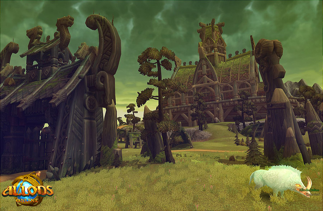 Allods Online Screenshot 4