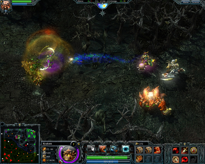 Heroes of Newerth Screenshot 4