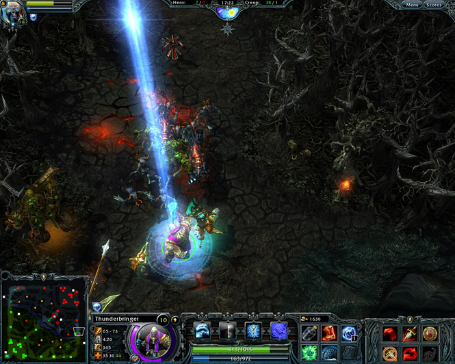 Heroes of Newerth Screenshot 5
