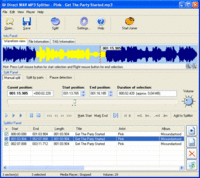 Direct MP3 Splitter and Joiner (Business License) Screenshot 1