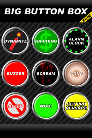 Big Button Box Free Screenshot