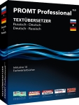 PROMT Professional 9.0 Russisch-Deutsch, Deutsch-Russisch (Box) Screenshot 1