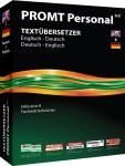 PROMT Personal 9.0 Englisch-Deutsch, Deutsch-Englisch (Box) Screenshot