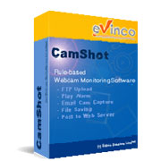CamShot Monitoring Software (Site License) Screenshot