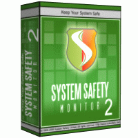 System Safety Monitor Screenshot