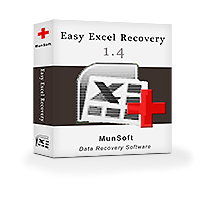 Easy Excel Recovery Business License Screenshot 1
