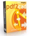 pdf2cad Home/Office Licence, French version Screenshot