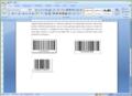 Barcode Generator for Office - Enterprise License 1