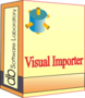 Visual Importer Standard - Site license (1 year maintenance and support contract) 1