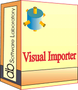 Visual Importer Standard - Single license (1 year maintenance and support contract) Screenshot