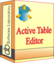 Active Table Editor - Site license (1 year maintenance and support contract) 1