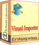 Visual Importer Enterprise - Site license (1 year maintenance and support contract) 1