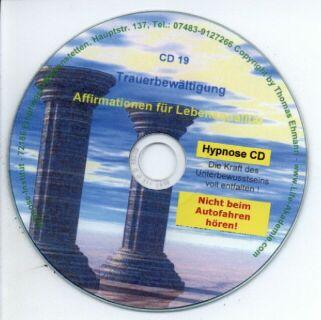 Hypnose CD - Trauerbewältigung - In Liebe loslassen Screenshot