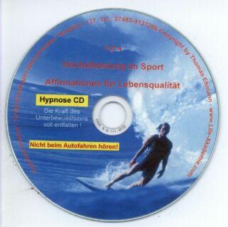 Hypnose CD - Höchstleistung im Sport Screenshot 1