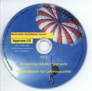 Hypnose CD - Abnehmen leichter gemacht! Screenshot