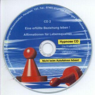 Hypnose CD - Eine erfüllte Beziehung leben ! Screenshot