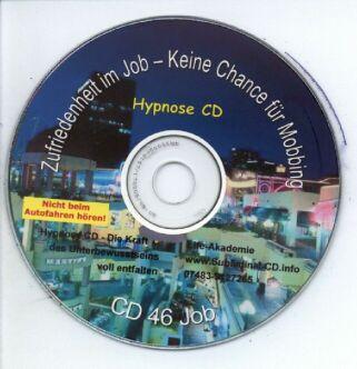 Hypnose CD - Zufriedenheit im Job - Keine Chance für Mobbing Screenshot
