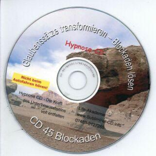 Hypnose CD - Glaubenssätze transformieren - Blockaden lösen Screenshot 1