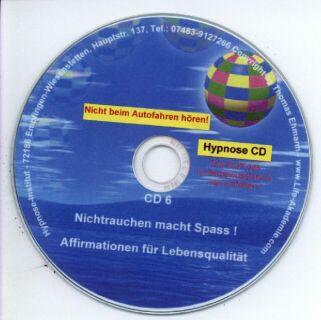 Hypnose CD - Nichtrauchen macht Spass! Screenshot 1