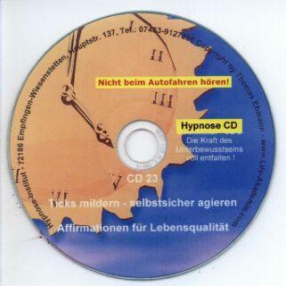 Hypnose CD - Ticks mildern - selbstsicher agieren Screenshot 1
