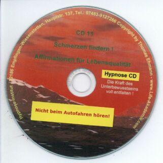 Hypnose CD - Schmerz lindern! Freier Leben! Screenshot