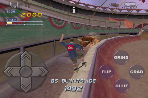 Tony Hawk's Pro Skater 2 Screenshot 1
