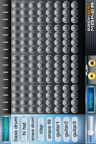 Easy Beat Maker Screenshot