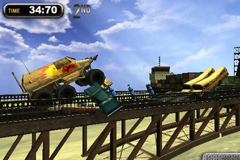 Monster Trucks Nitro 2 Screenshot 3