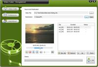 Oposoft Video Cutter Screenshot 1