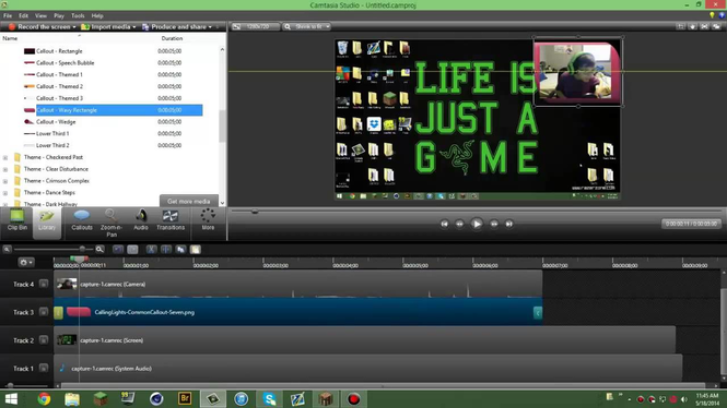 camtasia studio 8 patch indir