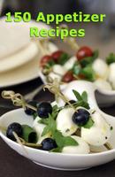 150 Appetizer Recipes Screenshot