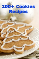 200+ Cookies Recipes Screenshot