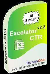 eXcelator CTR Screenshot