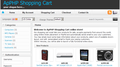 ApPHP Shopping Cart ecommerce software 1