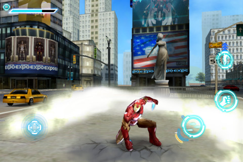 Iron Man 2 Screenshot