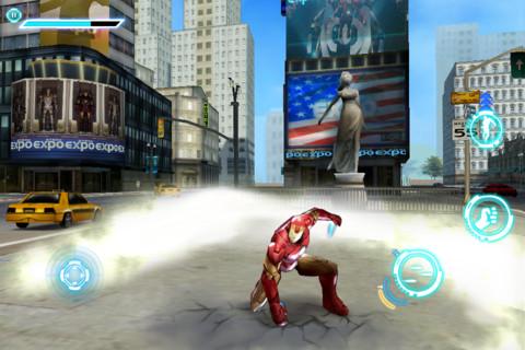 Iron Man 2 Screenshot 1